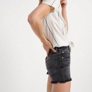 Lucky Brand Shorts - Lucky Brand High Rose Lucky Pin Short NWT